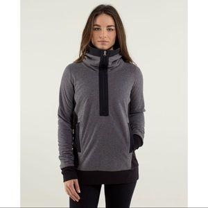 Lululemon 1/4 Zip Pullover Fleece Jacket